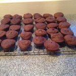 Actifry Chokolade Muffins