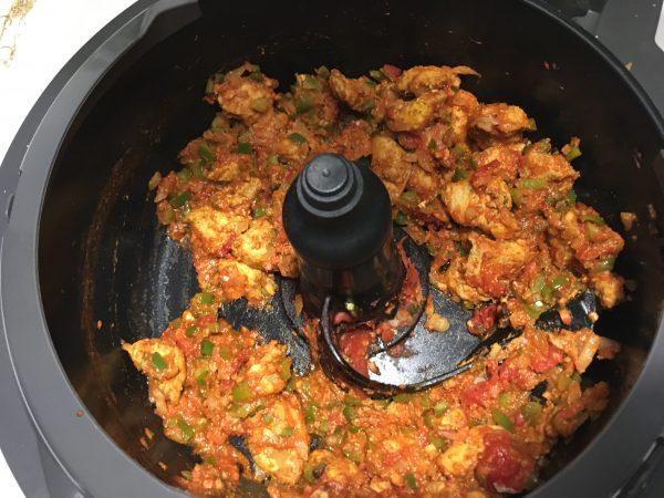 Tikka Masala Ala Actifry kylling