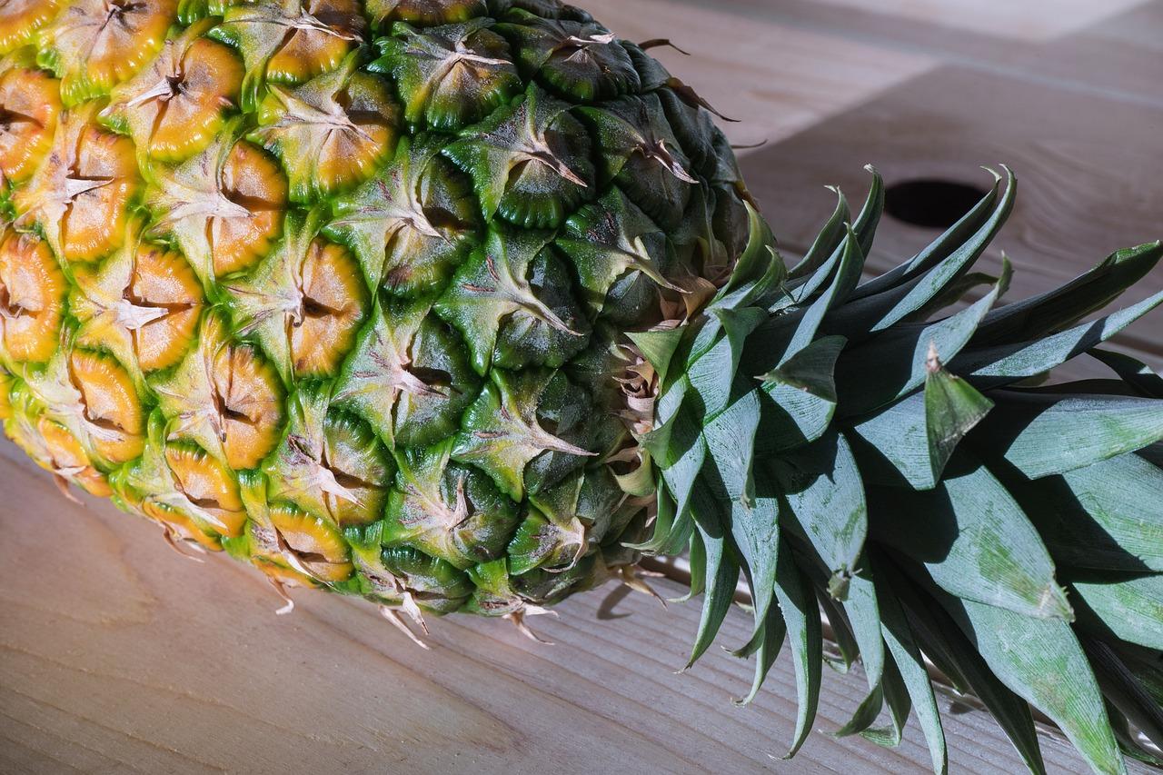 ananaskylling i actifry