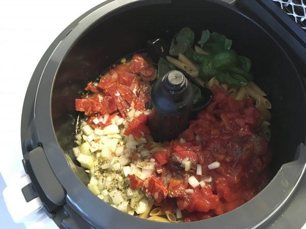 one pot pasta actifry